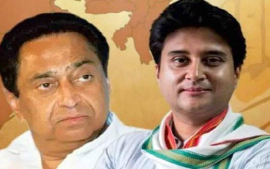मध्यप्रदेश संकट: सिंधिया समर्थक 17 विधायक पहुंचे बंगलुरु, मोबाइल किया बंद