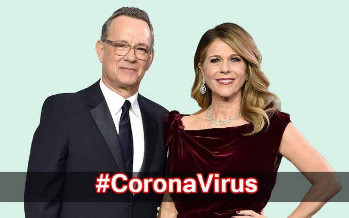 हॉलीवुड में भी कोरोनावायरस : एक्टर टॉम हैंक्स और पत्नी रीटा विल्सन हुई संक्रमित