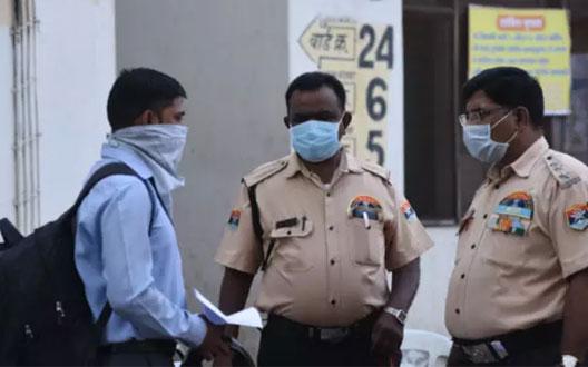 महाराष्ट्र में कोरोना वायरस के प्रकोप के चलते आज से प्रशासन ने शहर में एहतियातन धारा 144 लगा दी है।