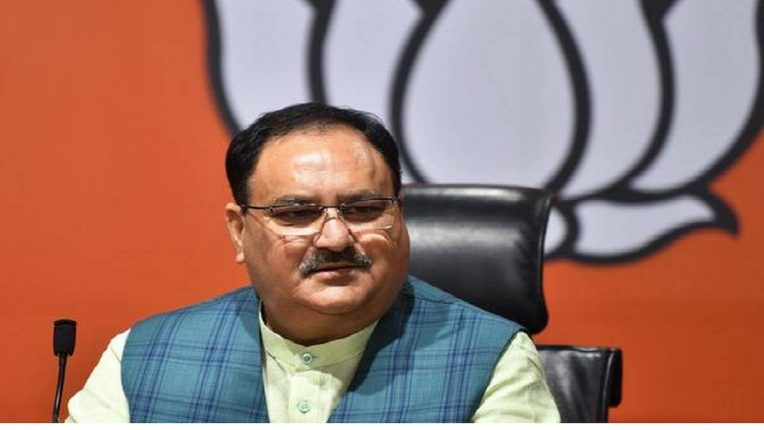 Jharkhand has become an another name for 'anarchy': BJP President