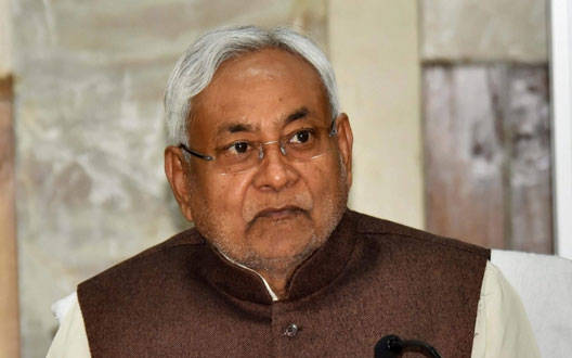CBI investigation may be on Sushant's father's demand: Chief Minister Nitish Kumar