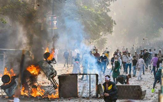 ट्रम्प के दिल्ली आगमन पर CAA पर तनाव बढ़ने के पीछे साजिश तो नहीं