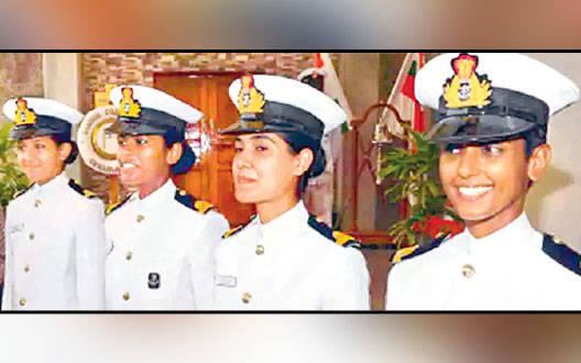 सेनाओं में बढ़ती महिला भागीदारी