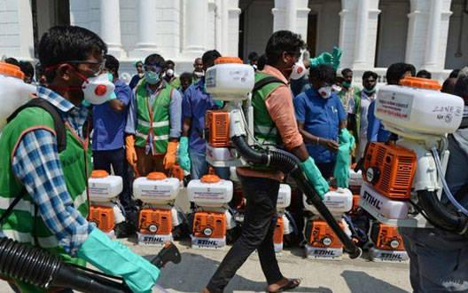 भारत में कोविड-19 के कुल 649 मामले सामने आए: स्वास्थ्य मंत्रालय