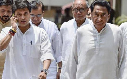 मध्य प्रदेश सियासी संकट, बागी विधायकों को 15 मार्च से पहले पेश होने का नोटिस
