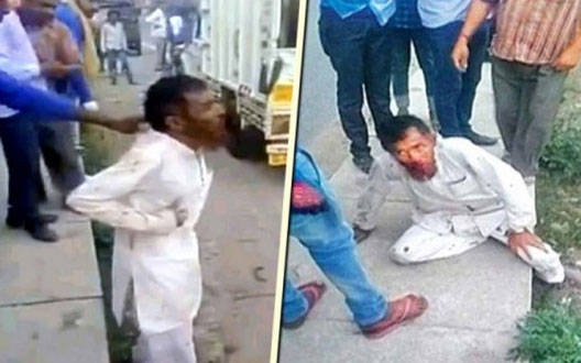 पहलू खान मौत: दो नाबालिगों को तीन-तीन साल की सजा