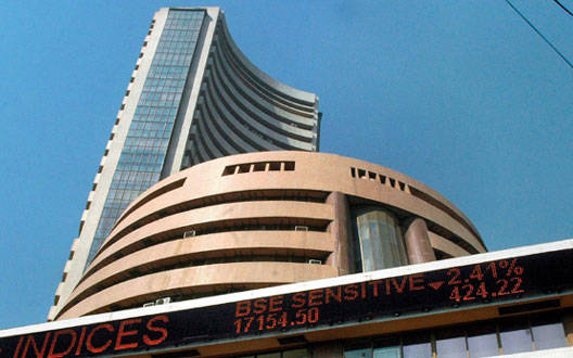 Sensex breaks 97 points; Nifty below 9,900 level