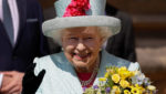 Queen Elizabeth, aged 95, celebrated her birthday in a very simple manner