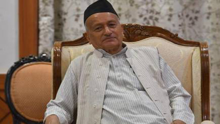 Self-confidence is the first formula to become self-reliant: Governor