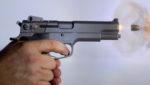 Scotland Yard officer shoots suspect in police station, dies
