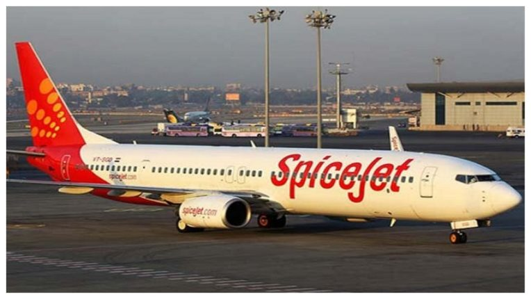 SpiceJet's flight from Ahmedabad to Guwahati found two passengers infected with the corona virus