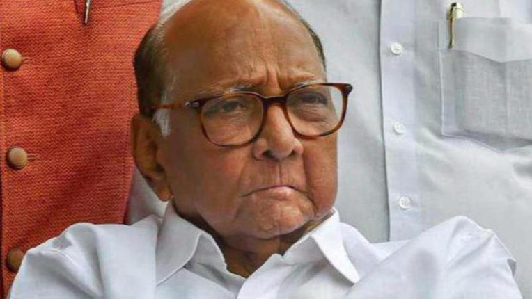 9 people, including 3 security personnel, coronally infected in Sharad Pawar's residence
