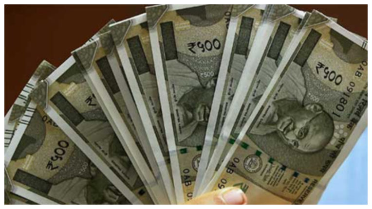 Rupee breaks five paise to 75.84 per dollar