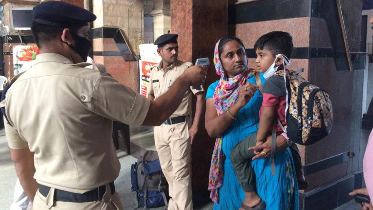 Rail freight dispute: Karnataka, Maharashtra, Kerala are not paying for travel of migrants