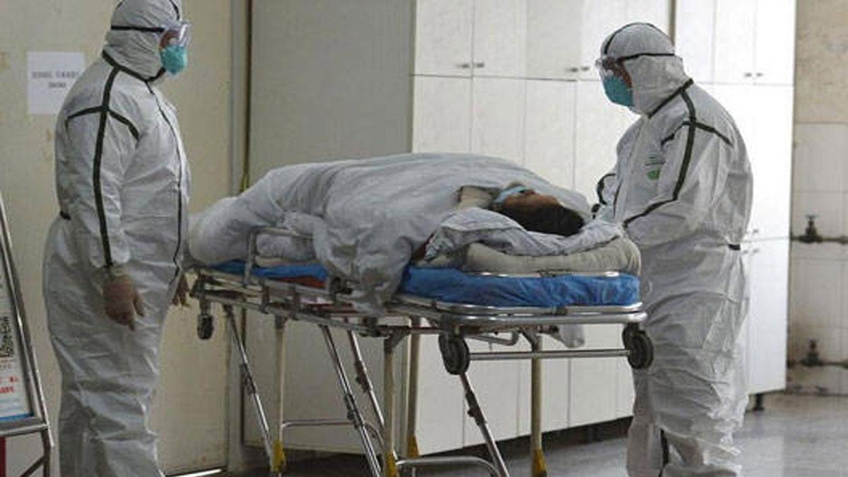 Corona infected patient dies in Washim district