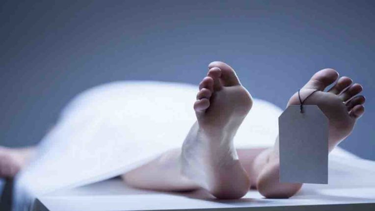 Girl's dead body found in Agraout the death of anyone in the restricted area