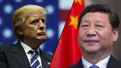 China is showing eye to America again, said- American leaders are digging the pit for future relations