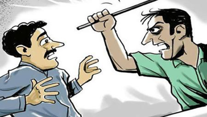 Manpa officer attacked journalist