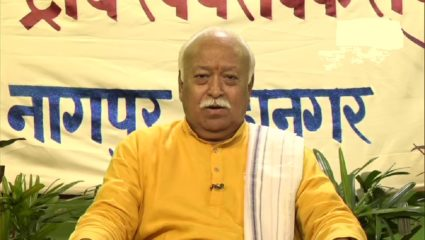 Palghar massacre: The RSS chief asked the question, 'What should the police have done?'