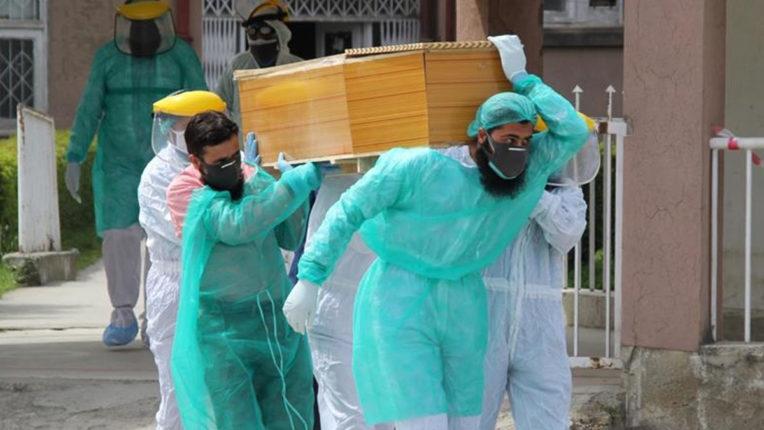 Corona: Death toll in Pakistan crosses six thousand
