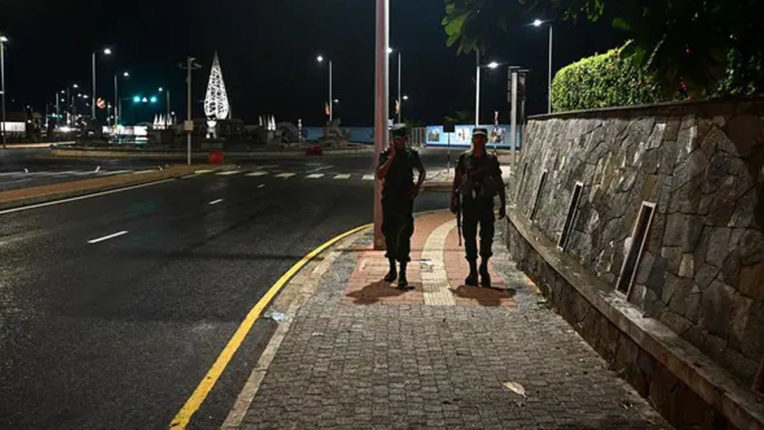 Curfew in many areas of Sri Lanka to control Covid-19