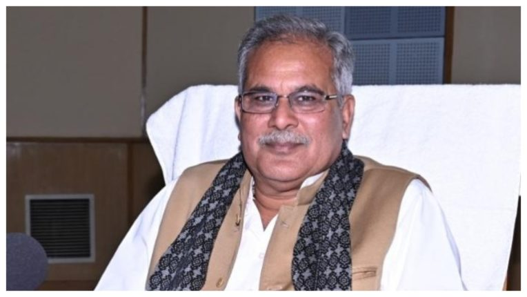 Baghel urges Tomar to approve Rs 1100 crore for construction of bridges