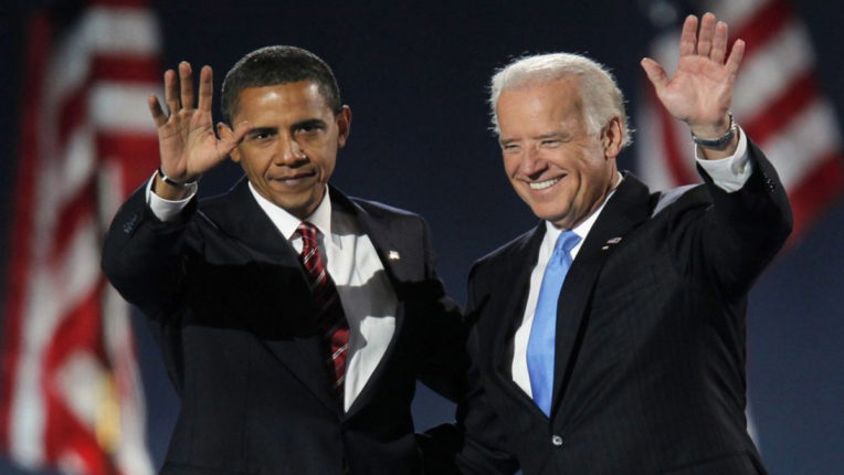 Barack Obama himself, who Biden will also be with in Michigan campaign to lure black voters