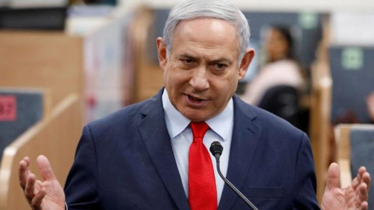 इज़राइल वेस्ट बैंक के अन्य हिस्सों पर कब्जा करने की तैयारी में प्रधानमंत्री बेंजामिन