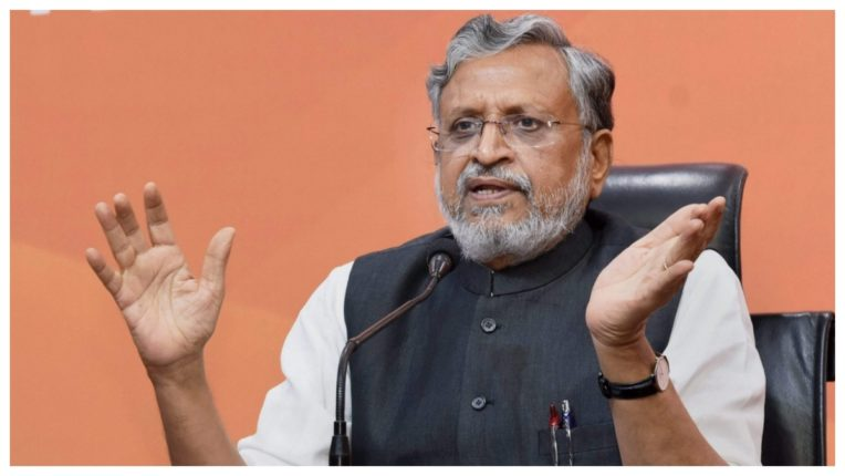 Bihar not yet in favor of lifting 'lockdown', needs review of migrant worker law: Sushil Modi
