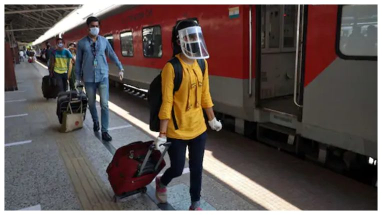 Indian Railways returned Rs 1885 crore to passengers