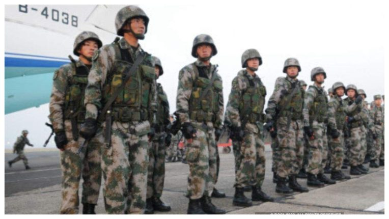 China raises defense budget to $ 179 billion, triples compared to India