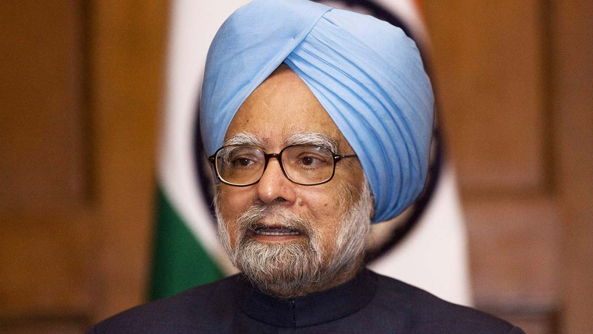Former Prime Minister Manmohan Singh discharged from hospital after recovering from corona