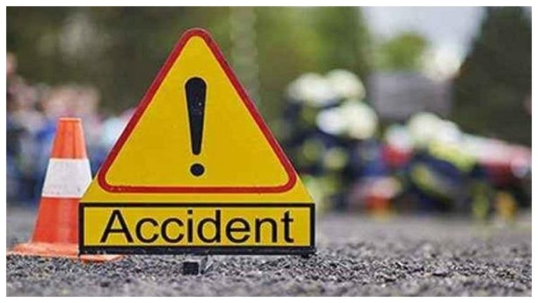 Two bike riders died in a road accident