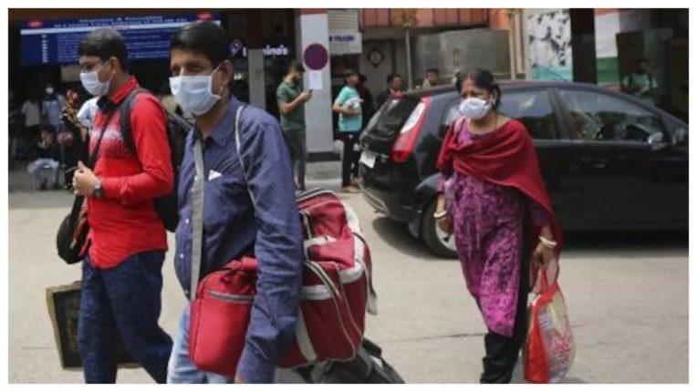 833 new cases of corona virus were reported in Pune, Maharashtra
