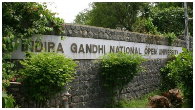 IGNOU launched several online courses during lockdown