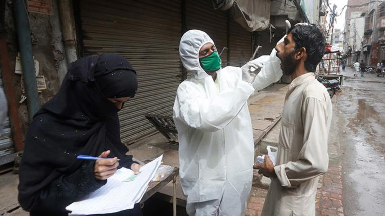 2954 new patients confirmed in Pak, total cases were 3,79,883, Provincial governments imposed restrictions