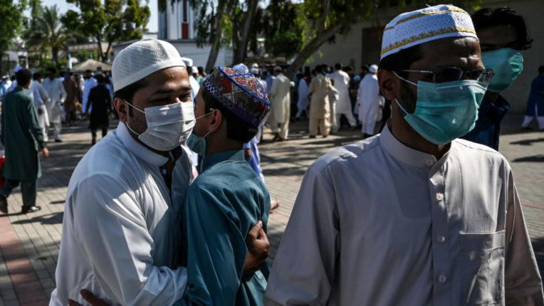 6,70,000 untreated cases of Kovid-19 may occur in Lahore: report