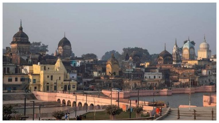 India-China border deadlock: plan to start construction of Ram temple in Ayodhya suspended