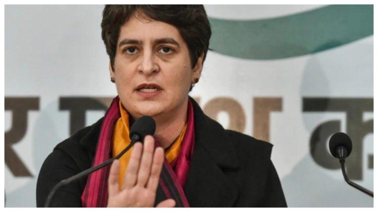 Priyanka Gandhi calls for investigation in PCS officer suicide case