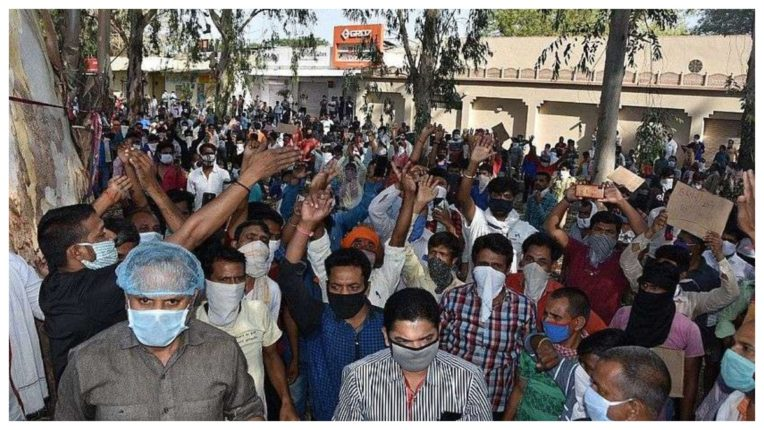 10 thousand migrant citizens arrived in Malegaon Tehsil, Tehsildar called for caution