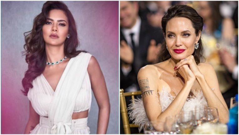 I absolutely do not like to be called 'Angelina Jolie of the poor': Esha Gupta