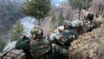Pakistani army shells LOC in Poonch