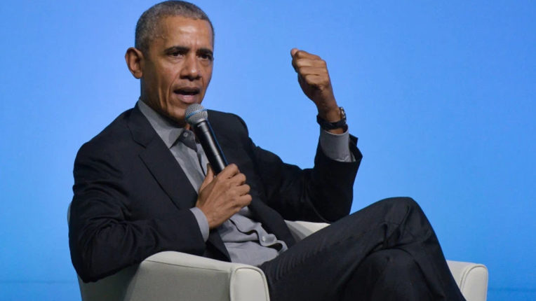 Obama expressed regret for not ending racial bias