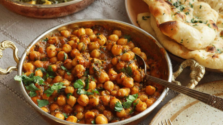 Let's make delicious chana masala!
