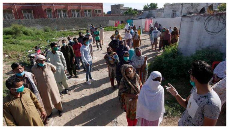 covid-19 case in Pakistan, Sajjad Hussain crosses 50,000