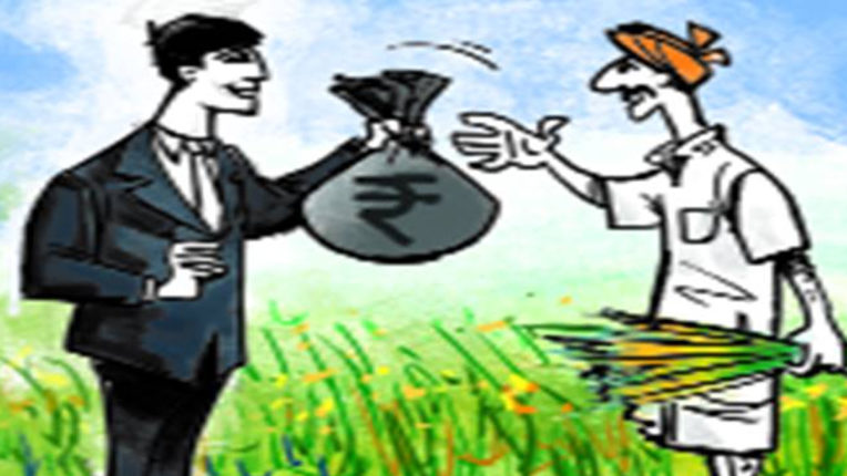 65,658 farmers deprived of crop loans