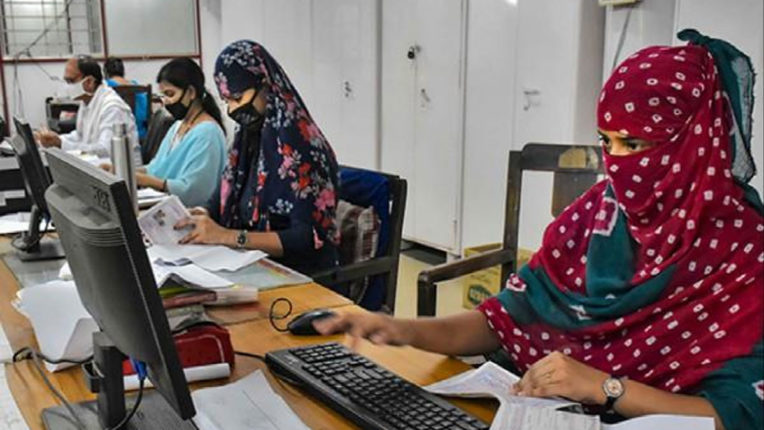Center releases SOP for offices, people of transition affected areas should work from home