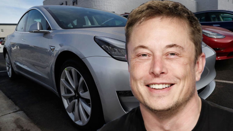 He is the world's richest person, Elon Musk