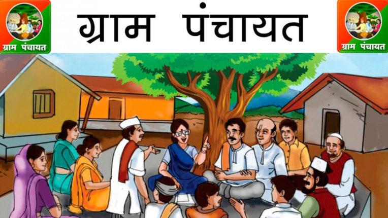 2 gram panchayats in 1 village - still in disarray, not even basic facilities
