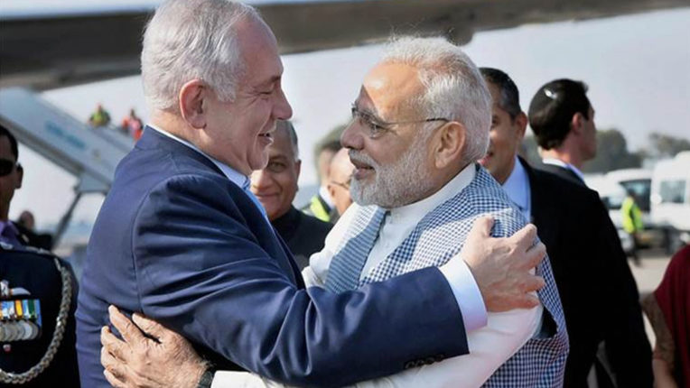 India and Israel will jointly conduct research and development for quick investigation of corona virus